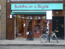 Came upon this shop (and bicycle) in London near the 'Poetry Place' open mic venue. (see 'Readings' August 09)