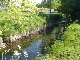 The River Griffeen, Lucan